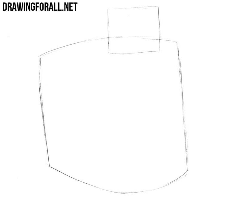 Juicer drawing tutorial