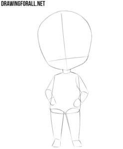 Chibi drawing guide