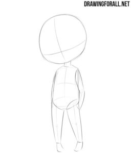 How to draw chibi characters