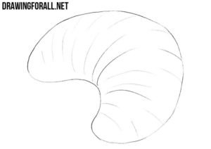 How to sketch a croissant