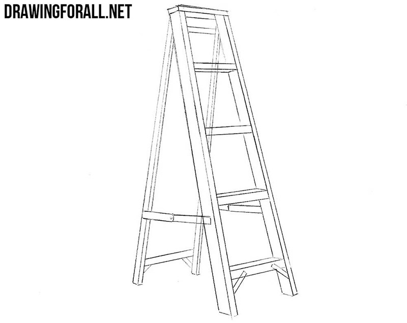 Ladder drawing tutorial