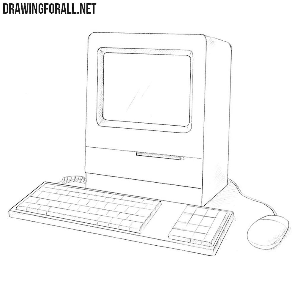 How To Draw A Macintosh