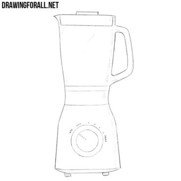 How to Draw a Blender