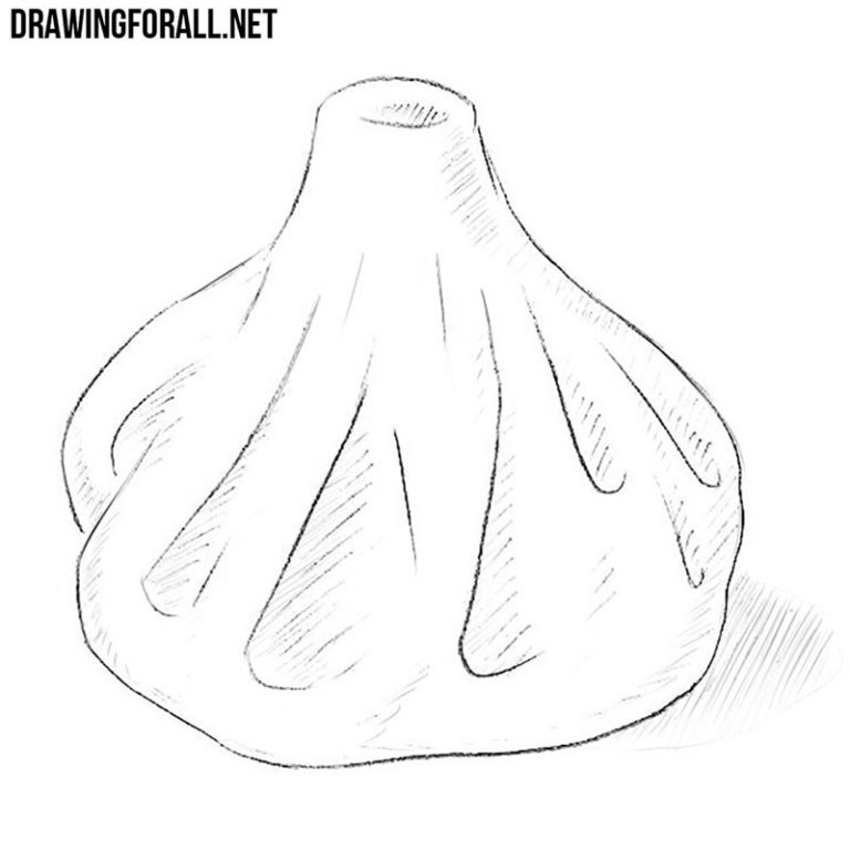 How to Draw a Dumpling