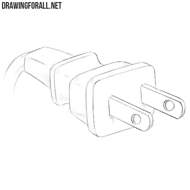 How to Draw a Plug