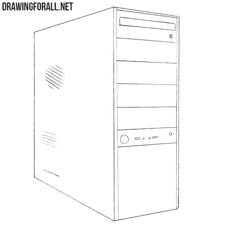 How to Draw a System Unit