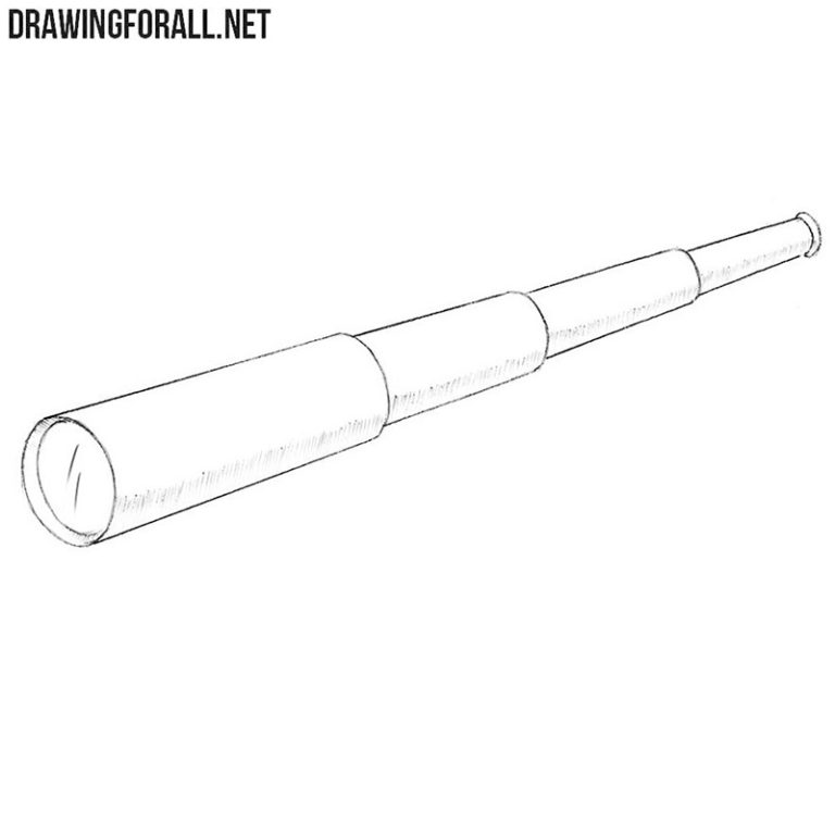 How to Draw a Spyglass