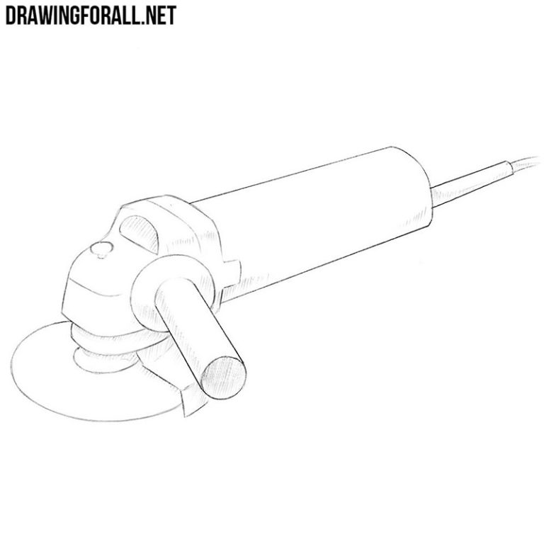 How to Draw a Tool