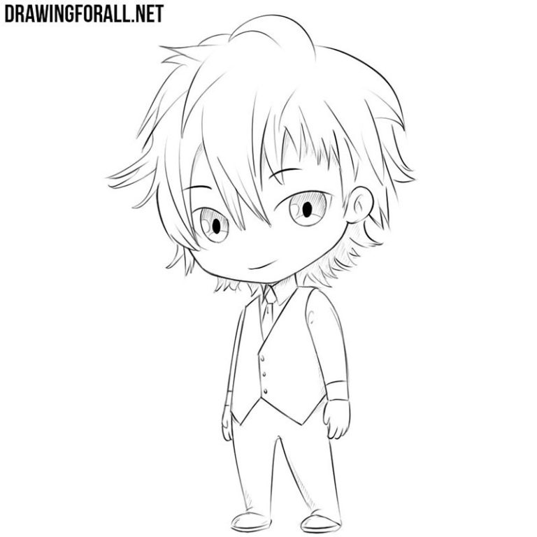 How to Draw Chibi Anime