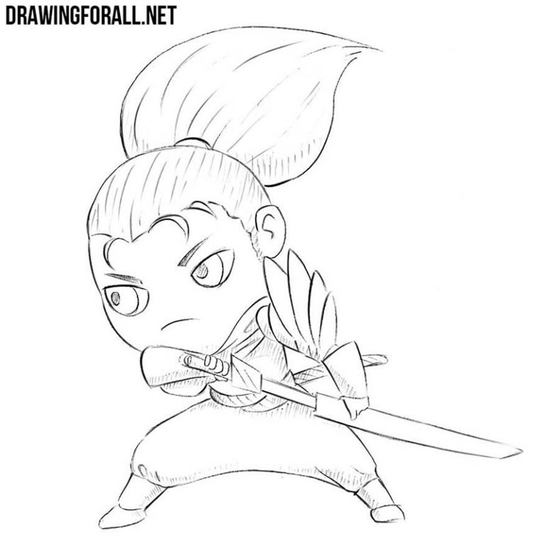 How to Draw Cool Chibi