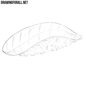 How to Draw Sushi
