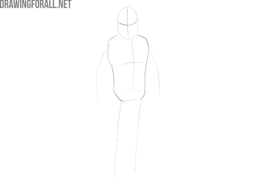 How to Draw Jango Fett easy