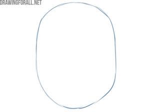 how to draw mandalorian helmet easy