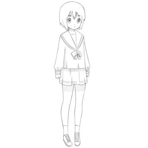 How-to-draw-an-anime-girl-2