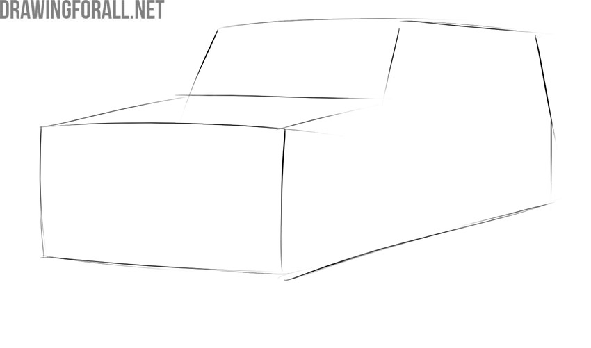 Learn how to draw a jeep
