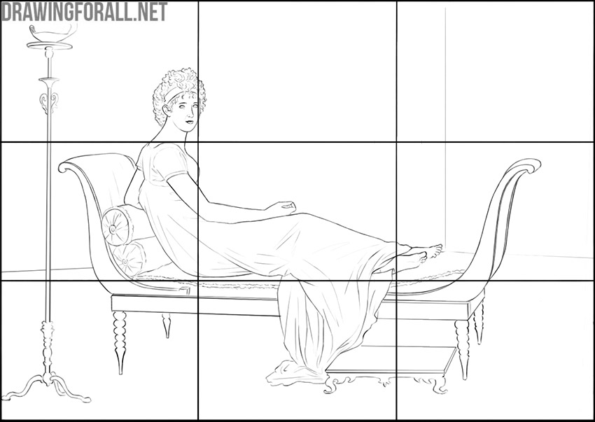 third rule in drawing
