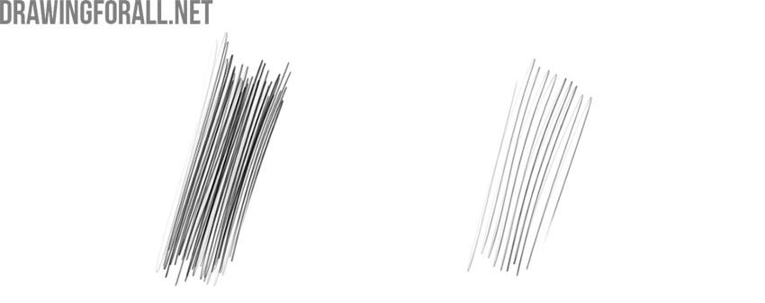 zigzag hatching