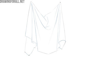 A Drawing Lesson to Learn How to Draw Drapery