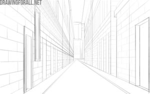 how to draw perspective