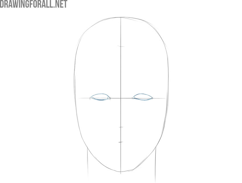 how to draw a cool boy face
