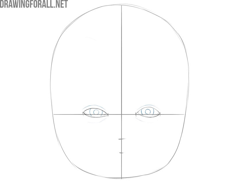 how to draw a realistic baby face step by step
