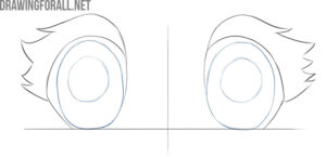 how to draw anime chibi eyes