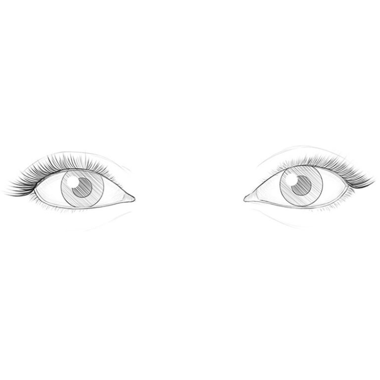 How to Draw Female Eyes